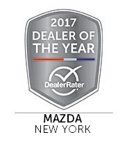 DealerRater 2017 Mazda Dealer of the Year in New York - Wantagh Mazda