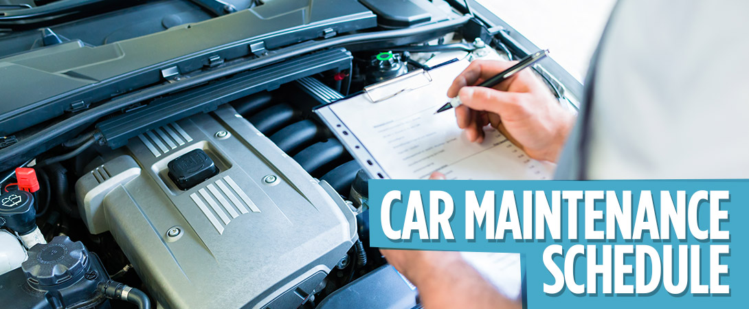 Mama's Used Cars Car Maintenance Schedule