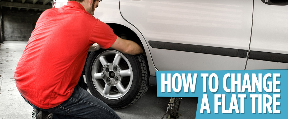Mama's Used Cars How To Change A Flat Tire