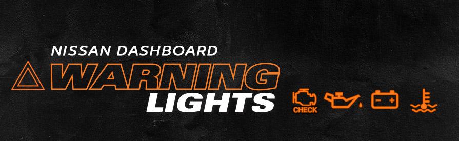 Nissan Dashboard Warning Lights