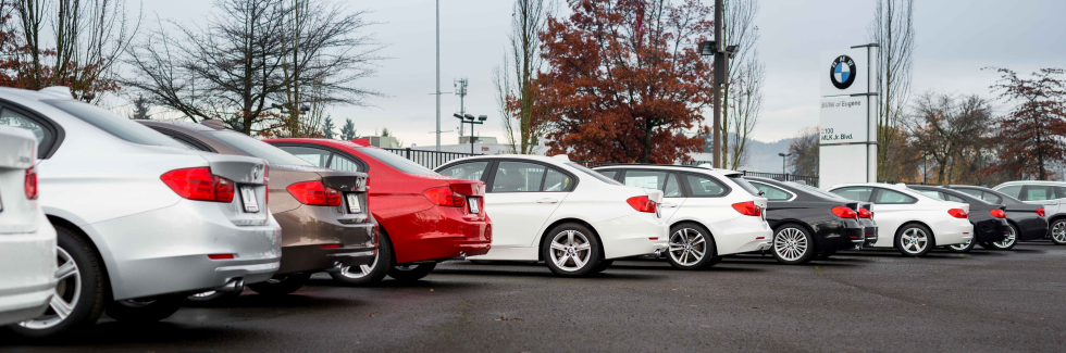 Used Car Sales - BMW of Eugene