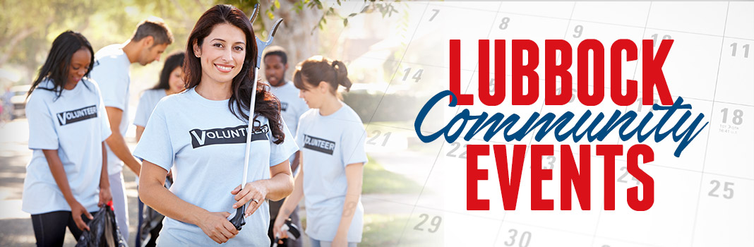 Community Events In Lubbock, TX