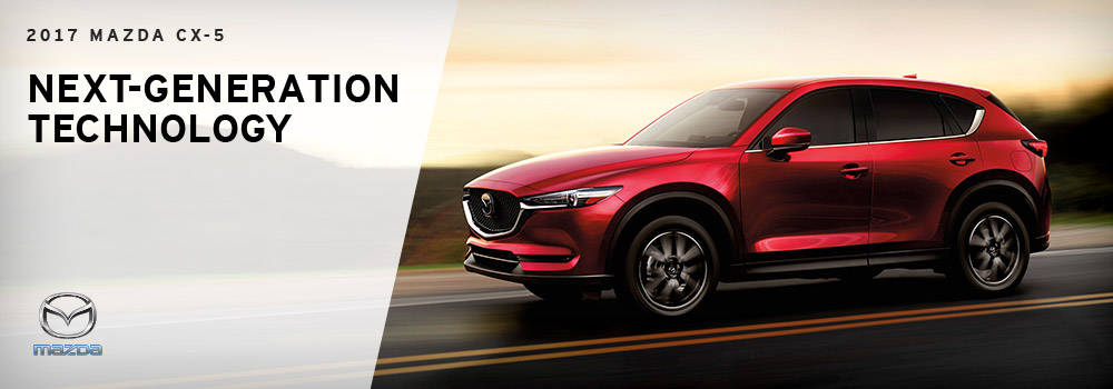 Advanced Technology In The 2017 Mazda Cx 5 Wantagh Mazda