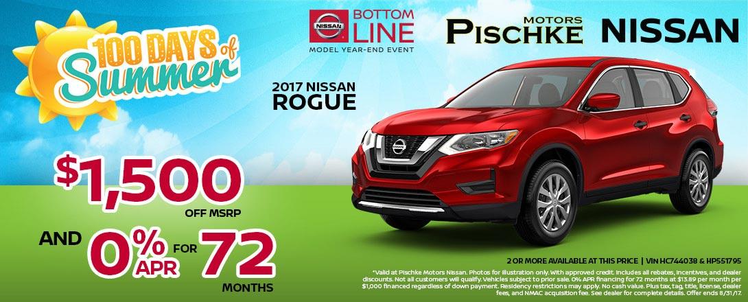 La Crosse Wi Pischke Motors Nissan New And Used Cars
