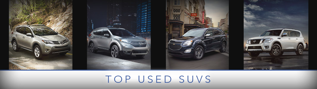 Top Used SUVs - Pollard Used Cars - Lubbock, TX