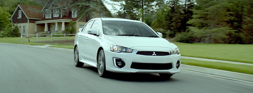 Find the 2017 Mitsubishi Lancer at Charleston Mitsubishi