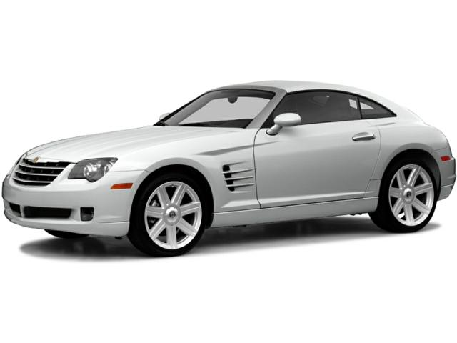 2006 Chrysler Crossfire 2dr Cpe Limited