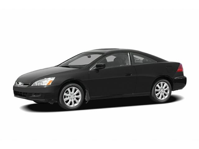 2006 Honda Accord Coupe LX AT PZEV