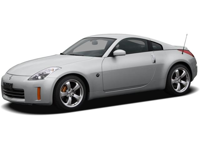 2006 Nissan 350Z 2dr Cpe Grand Touring Manual