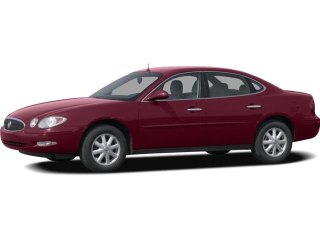 2007 Buick LaCrosse 4dr Sdn CX