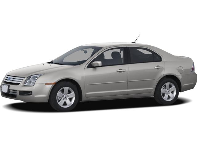 2008 Ford Fusion 4dr Sdn V6 SE AWD