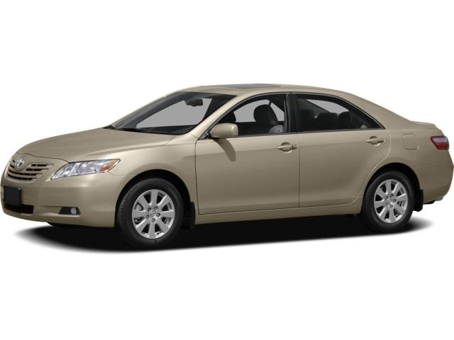 2008 Toyota Camry 4dr Sdn I4 Auto