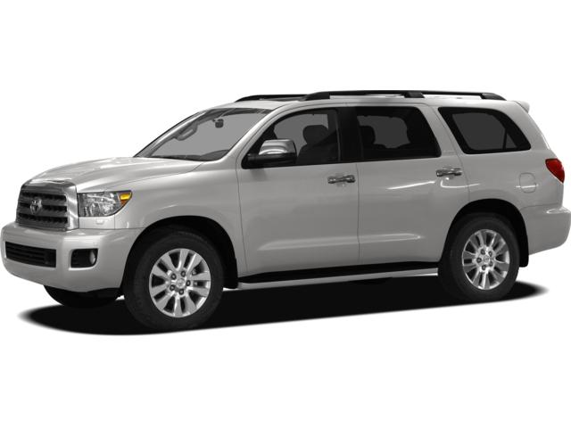 2008 Toyota Sequoia 4WD 4dr LV8 6-Spd AT Ltd