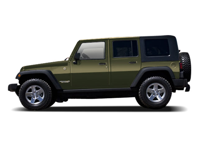 2009 Jeep Wrangler Unlimited RWD 4dr X