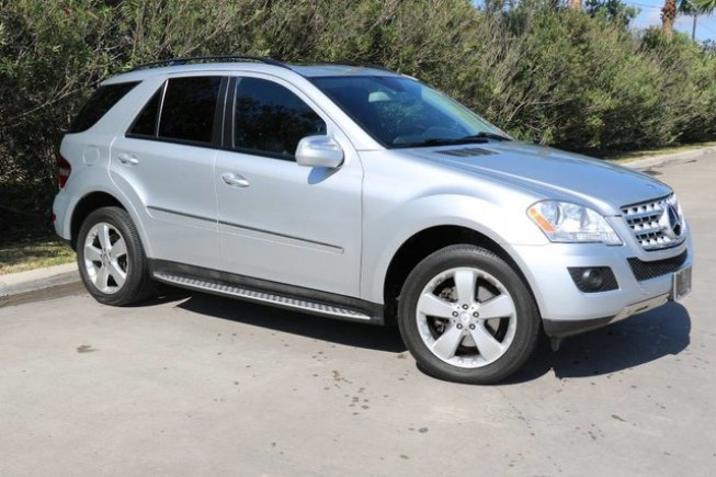 2009 Mercedes-Benz ML350 4MATIC 4dr 3.5L