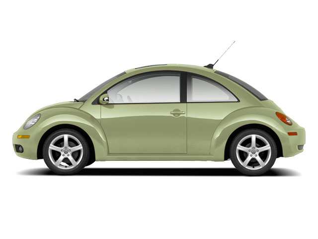 2010 Volkswagen New Beetle Coupe 2dr Manual