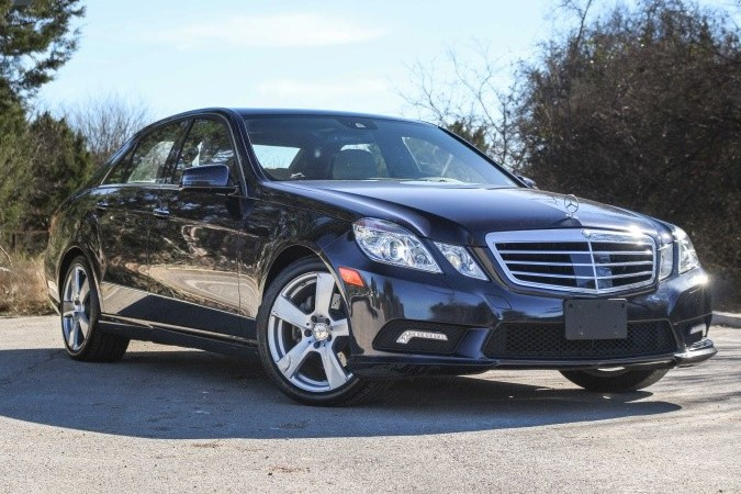 2011 Mercedes-Benz E 350 4dr Sdn E 350 Luxury RWD