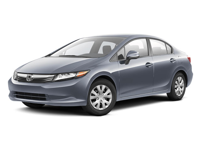 2012 Honda Civic Sedan 4dr Auto LX