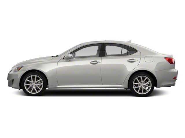 2012 Lexus IS 350 4dr Sdn RWD