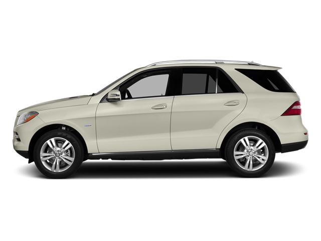 2013 Mercedes-Benz ML 350 4MATIC 4dr ML 350