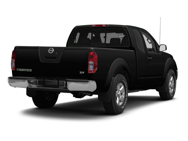 2013 Nissan Frontier 4WD King Cab Auto SV