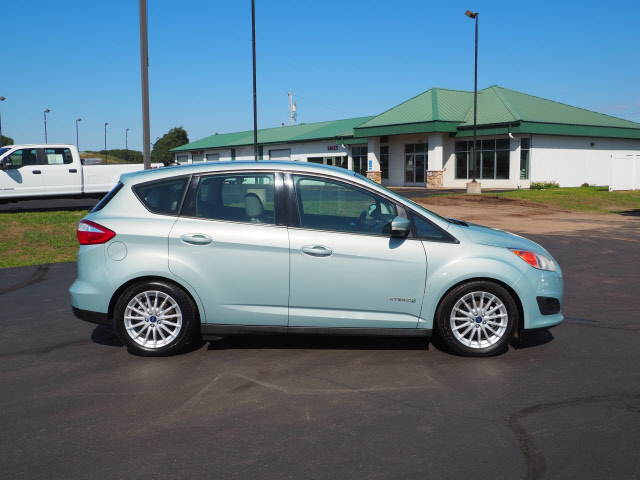 Used 2014 Ford C-Max SE with VIN 1FADP5AU6EL517343 for sale in Saint Cloud, Minnesota