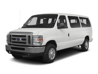 2014 Ford Econoline Wagon E-350 Super Duty XL