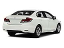 2014 Honda Civic Sedan 4dr CVT LX