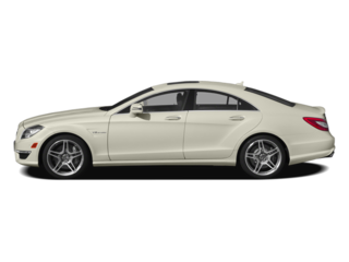 2014 Mercedes-Benz CLS63 4dr Sdn CLS63 AMG S-Model 4MATIC