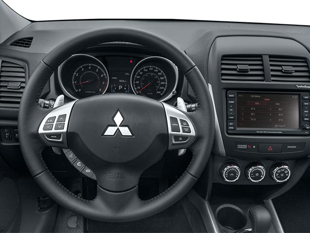 2014 mitsubishi outlander sport awd 4dr cvt se - Mitsubishi Outlander 2014 White