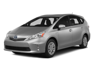 2014 Toyota Prius v 5dr Wgn Two (GS)