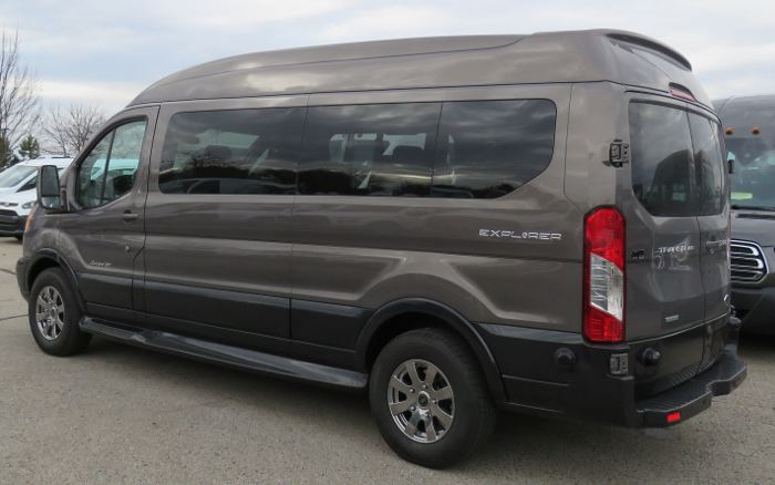 2016 Fort Transit Conversion Van