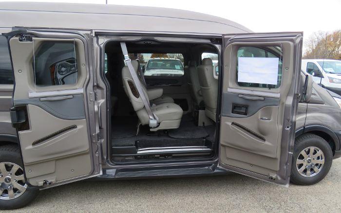 Conversion Vans Olathe | Autos Weblog