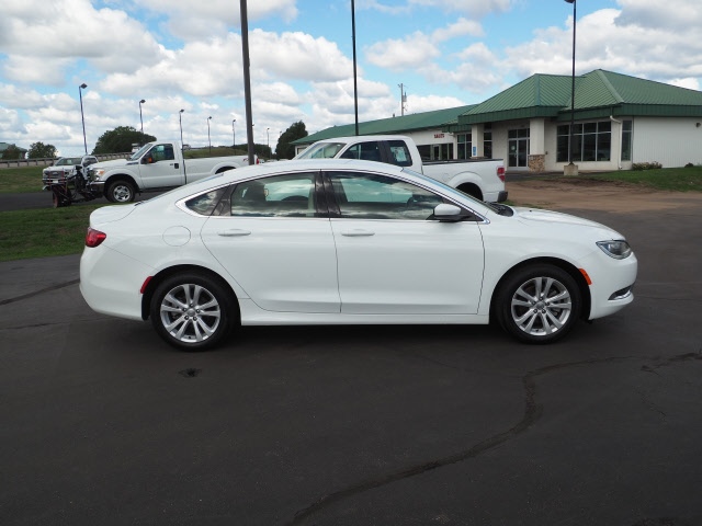Used 2015 Chrysler 200 Limited with VIN 1C3CCCAB3FN759344 for sale in Saint Cloud, Minnesota