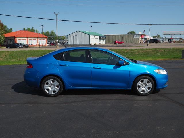 Used 2015 Dodge Dart SE with VIN 1C3CDFAA7FD420498 for sale in Saint Cloud, Minnesota