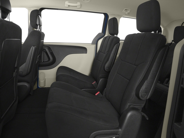 2015 Dodge Grand Caravan 4dr Wgn SE