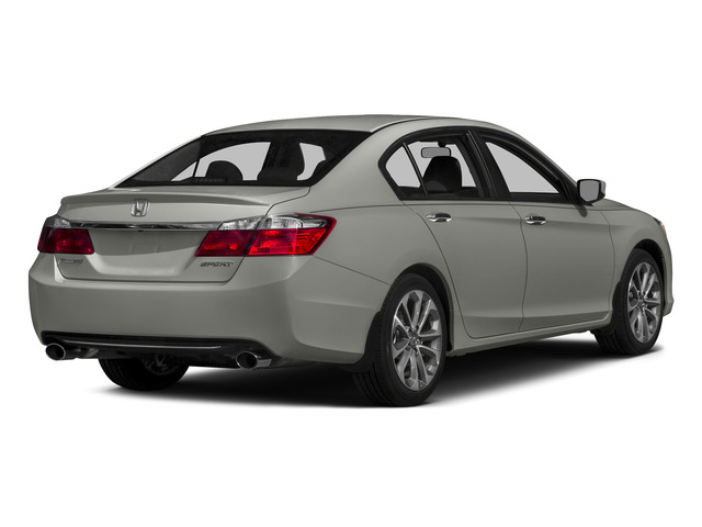 2015 Honda Accord Sedan 4dr I4 CVT Sport PZEV