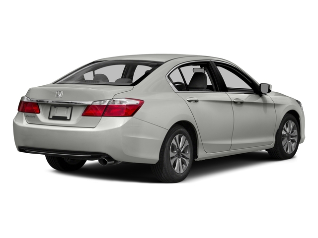 2015 Honda Accord Sedan 4dr I4 Man LX