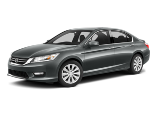 2015 Honda Accord Sedan 4dr V6 Auto EX-L PZEV