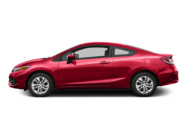 2015 Honda Civic Coupe 2dr Man LX
