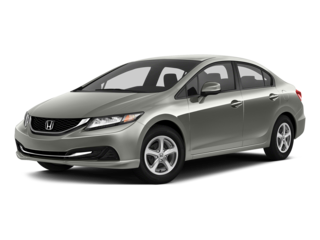 2015 Honda Civic Sedan 4dr Auto CNG