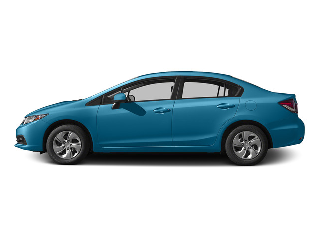 2015 Honda Civic Sedan 4dr Man LX