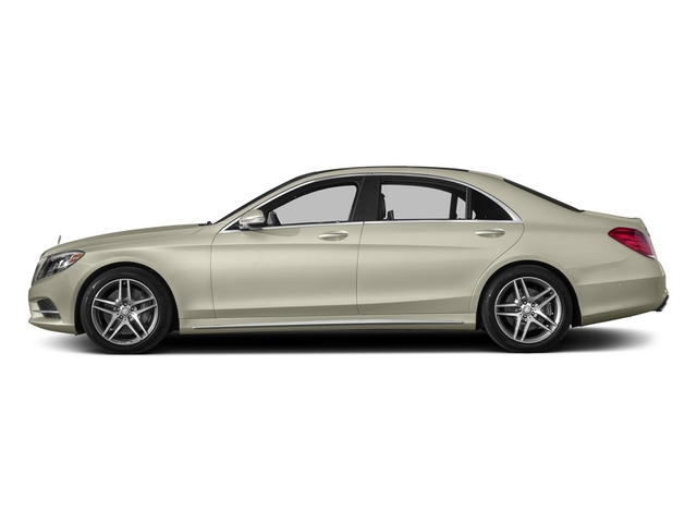 2015 Mercedes-Benz S 550 4dr Sdn S 550 RWD