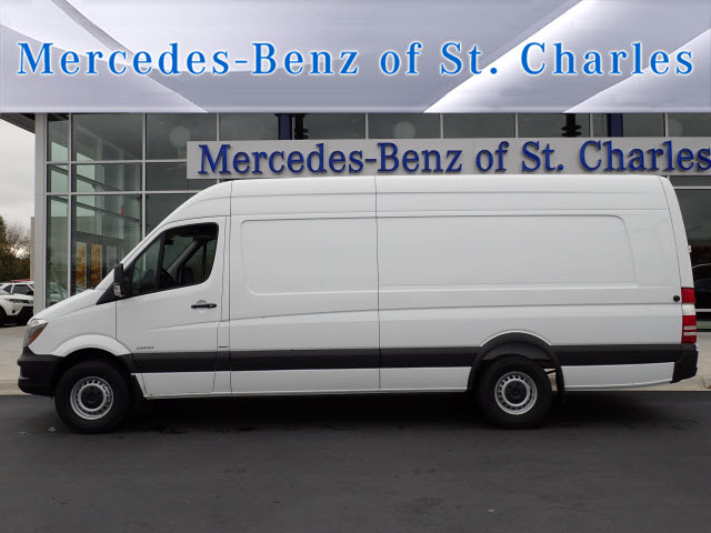 New mercedes benz cars mercedes benz sprinter cargo vans for Mercedes benz of st charles il