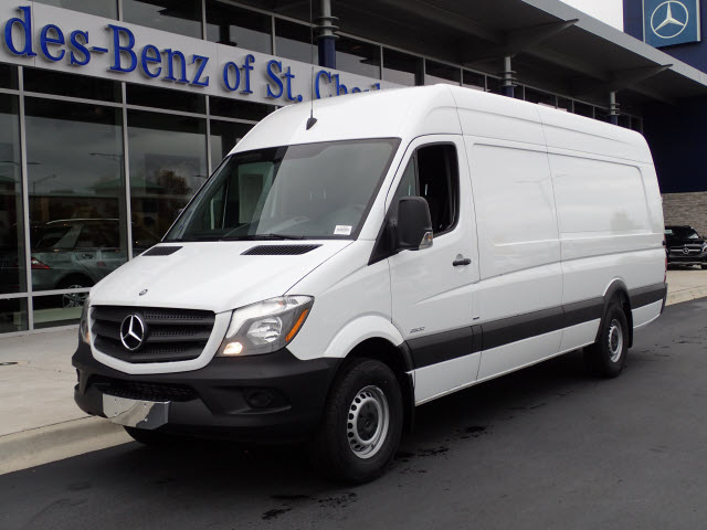 2015 mercedes benz sprinter cargo vans rwd 2500 170 ext for Mercedes benz of st charles il