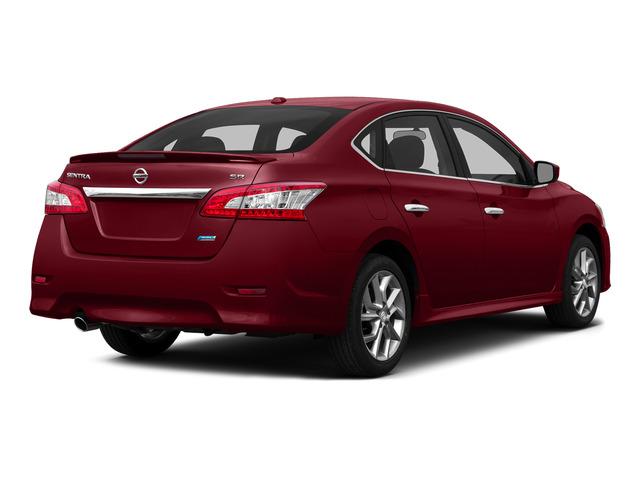 2015 Nissan Sentra Red