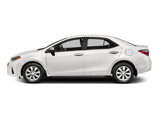 2015 Toyota Corolla 4dr Sedan Man L (GS)