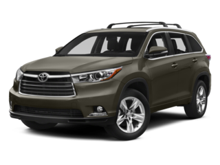 2015 Toyota Highlander FWD 4dr V6 Limited (GS)