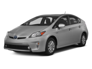 2015 Toyota Prius Plug-In 5dr HB Advanced (GS)