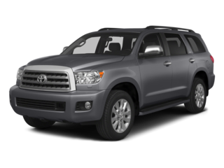 2015 Toyota Sequoia 4WD 5.7L Limited (GS)